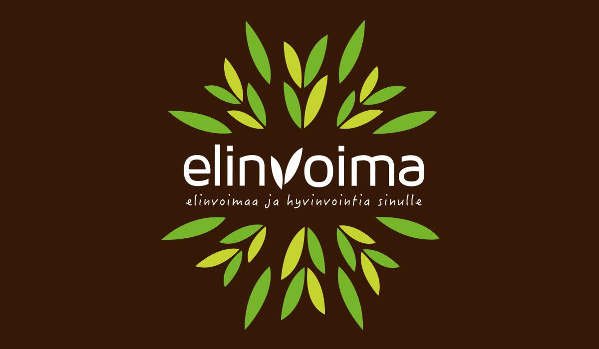 Bioteekin Elinvoima logo
