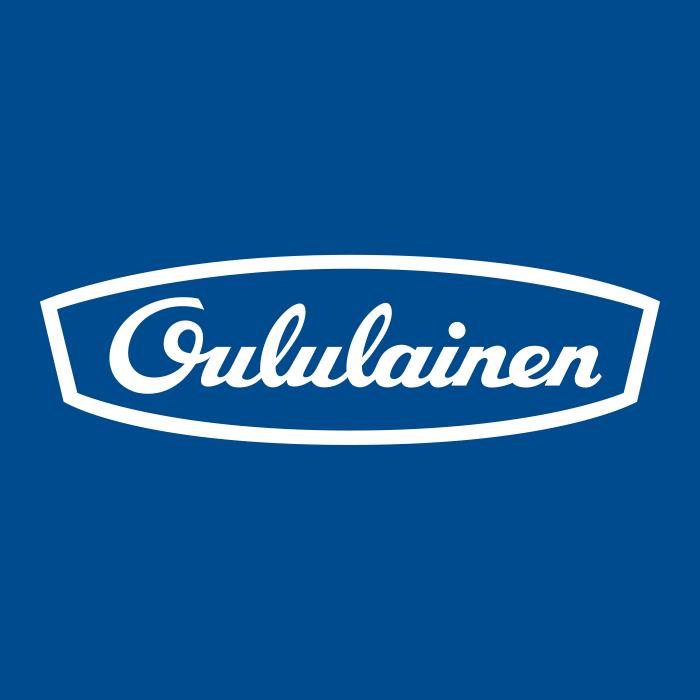 Oululainen logo